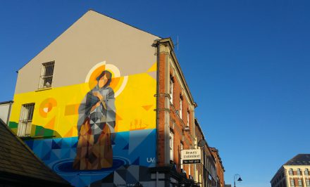 Derry Shane O'Malley Famine Ships