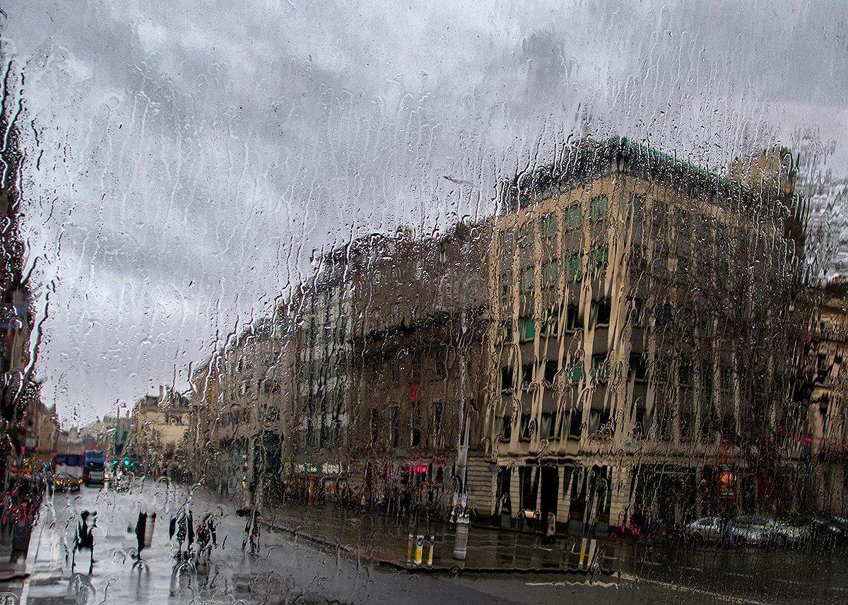 Dublin Rain