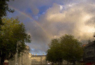 Rainy Dublin