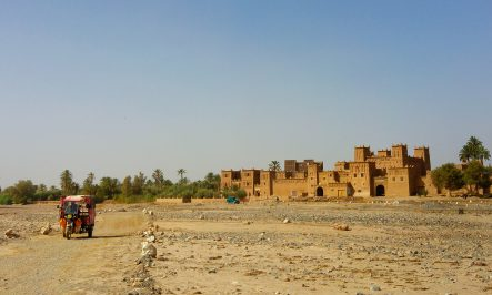 Morocco Kasbah Amridil Skoura
